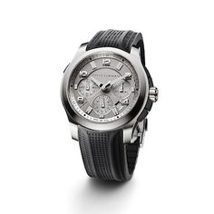 Revolution Stainless Steel Chronograph Watch by DAVID YURMAN is the perfect Father's day present! Fathers Day Presents, Gifts For Dad, Iwc, Breitling, Unique Clocks, Luxury Watches For Men, Audemars Piguet, David Yurman, Casio Watch