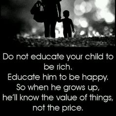 Life lessons! Why my daughter and son are not ungrateful brats! -V