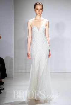 Bridal Gowns with Beautiful, Illusion Necklines | I Do Take Two