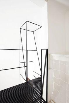 Metal Staircase by Francesco Librizzi Studio | Design Milk