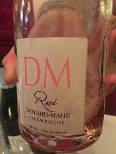 El Alma del Vino.: Champagne Doyard-Mahé Cuvée Rosé Brut Premier Cru