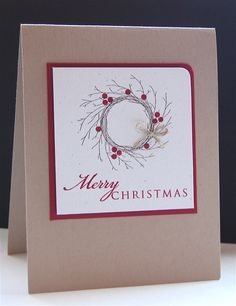 Mama Mo Stamps: Last Christmas Cards...