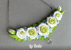 La Belle. Украшения из полимерной глины's photos