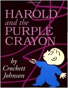 Harold is a curious four-year-old boy who, with his purple crayon, has the power to create a world of his own simply by drawing it. A 1955 Crockett Johnson classic.