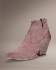 REINA BOOTIE - Women_Boots_Western Boots - The Frye Company