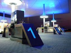 Litro, Redefinición de la estación de servicio