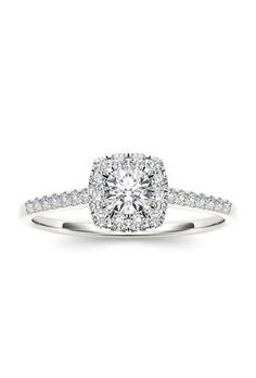 Affordable Engagement Rings Under $1,500 | Brides.com