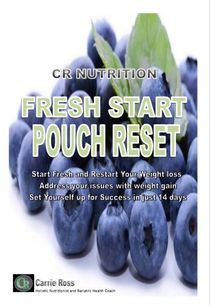 Reset Pouch Reset Bariatric Keto Weight Loss Surgery Reset Pouch