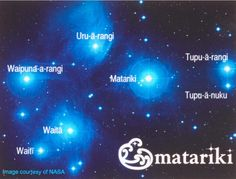 The Matariki cluster. Magnet available from Te Papa online store http://www.tepapastore.co.nz/products/matariki-magnet