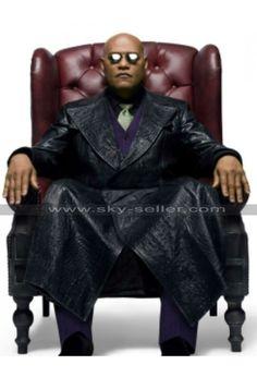 #MatrixCoat #BlackCoat #LeatherCoat #MorpheusCoat #LaurenceFishburneCoat #TrenchCoat #Fashion #Lifestyle #AlligatorCoat