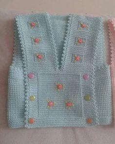 I'd like to buy the pattern Baby Knitting Patterns, Knitting For Kids, Crochet For Kids, Knitting Designs, Baby Patterns, Free Knitting, Knit Crochet, Baby Cardigan, Knit Baby Dress