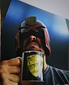 """1,488 Likes, 47 Comments - Karl Urban (@karlurban) on Instagram: """"Happy 40th @2000AD  Admirable"""""""