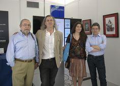 7/06/15. Presentación del libro Hotel vivir de Fernando Beltrán. Foto © Jorge Aparicio/ FLM15