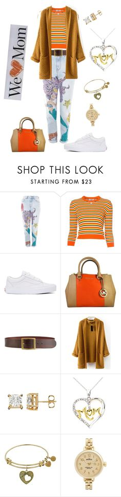 """Wife, Mom, Boss- Cute for Errands Edition"" by scope-stilettos ❤ liked on Polyvore featuring Topshop, Courrèges, Vans, MICHAEL Michael Kors, Frame and Shinola"