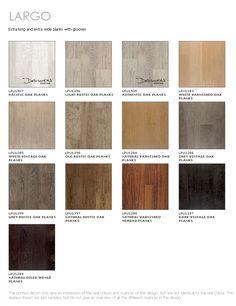 Largo Laminate Flooring (grey vintage oak or grey rustic oak?)