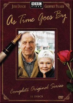 BBC's As Time Goes By-Starring Judi Dench & Geoffrey Palmer! It's one of my most favorites!