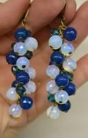 Charm Bead Earrings