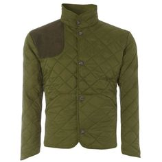 Toomer Quilted Shooting Jacket (Inner)