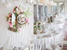 Cape Town Wedding at the Hotel School #pastelweddingdecor #pinkroses