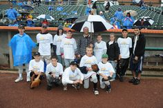 Salem Five's Play Ball event with Dustin Pedroia.