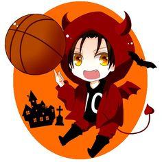 Kazunari Takao | Kuroko no Basket | ♤ Anime ♤ Chibi