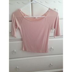 BP light pink top Short sleeve. Scoop neck. Light pink. Great condition. No trades. Purchased at Nordstrom. Frenchi Tops