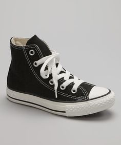 7e6ade357ba4 Take a look at this Black   White Hi-Top Sneaker - Youth by Converse on  today!