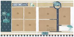 2 page No Worries Layout August 4th $15.00 Kits available upon request 5 No Worries Cards August 5th $15.00 Kits available up...