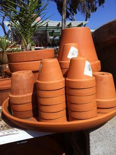 Terracotta potter (Norge) (pots)