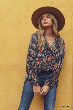 Mixed Signals Top Plus Size Clothing Online, Bubble Style, Beautiful Maxi Dresses, Loose Fitting Tops, Peasant Tops, Plus Size Outfits, Floral Tops, Mixed Signals, Final Sale