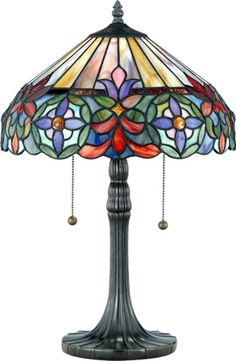Tiffany lamps---one of my fave home accents