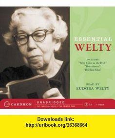 Eudora welty + critical essays