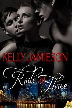 Guilty Indulgence #REVIEWS for @KellyJamieson RULE OF THREE Series