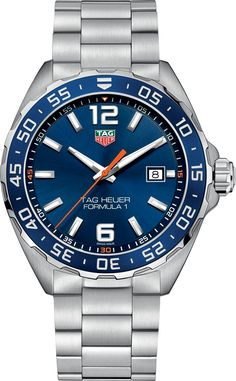 bc41c849fbe Buy TAG Heuer WAZ1010.BA0842 Watches for everyday discount prices on  Bodying.com Chronograph