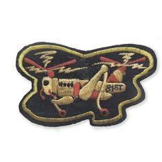 This patch... #vietnam #tbt by groteskito