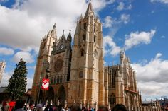 Leon Cathedral - General view images