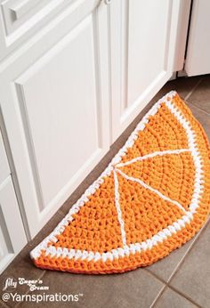 Crochet Patterns for a Fresh Spring Home