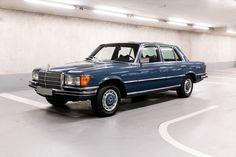 Mercedes-Benz W 116 280 S 1