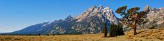 The Grand Tetons in Wyoming. Dave has wanted to visit here for years. Hopefully one day we will get to see them.