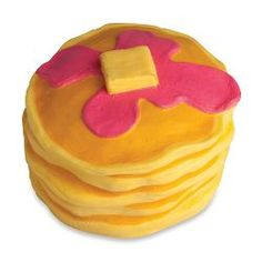 Soft 'n Slo Squishies Pancakes