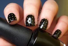 Studded. (Oh my!) I have to try this!!