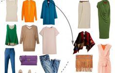 Как создать правильный базовый гардероб