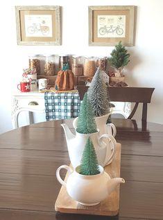 Bolas de Navidad caseras • Celebra con Ana Stranger Things, Table Decorations, Christmas Ornaments, Party, Shabby Chic, Couture, Furniture, Design, Home Decor