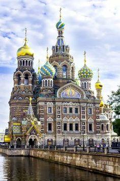 """St. Petersburg, Russia • St. Petersburg"""" by Barry Lang"""