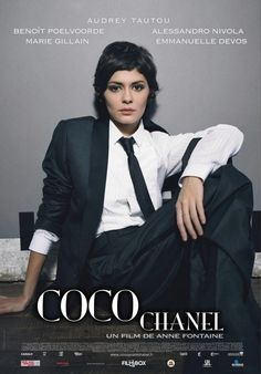 "Audrey Tautou as Gabrielle ""Coco"" Chanel in Coco avant Chanel (2009) by Anne Fontaine."