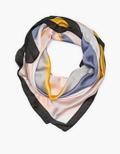 At Stradivarius you'll find 1 Colourful striped scarf for just 12.99 United Kingdom . Visit now to discover this and more Neck scarves.