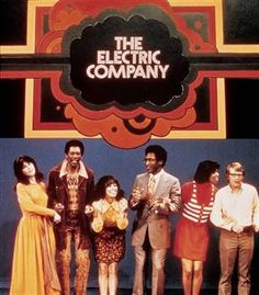 "Image: Original ""Electric Company"" cast"