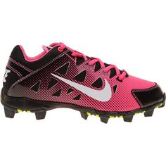 Nike Girls' Hyperdiamond Keystone Softball Cleats