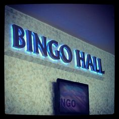 Bingo hall provides all the varieties of bingo games and special bingo offers and bights for the players to entertain.     I can't go--not going to waste what little precious money--only to lose, as I always do!