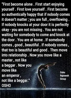 Internal Alchemy (@TheInnerAlchemy) | Twitter Osho Quotes On Life, Wisdom Quotes, Me Quotes, Qoutes, Great Quotes, Inspirational Quotes, Motivational, Consciousness Quotes, Collective Consciousness